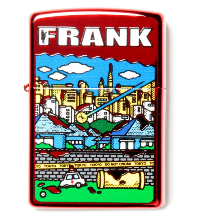 Frank FRANK COVER ZIPPO by RIMO from mocrock