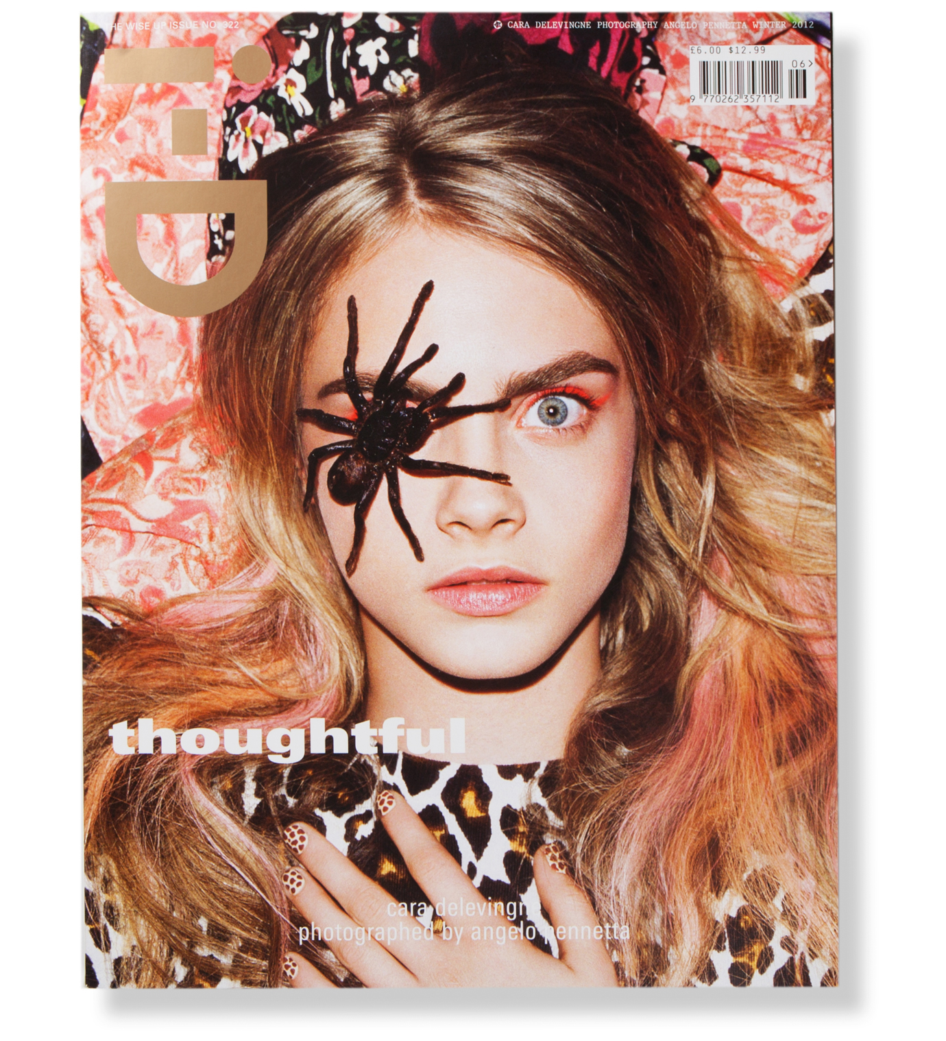i-D i-D The Wise Up Issue 322