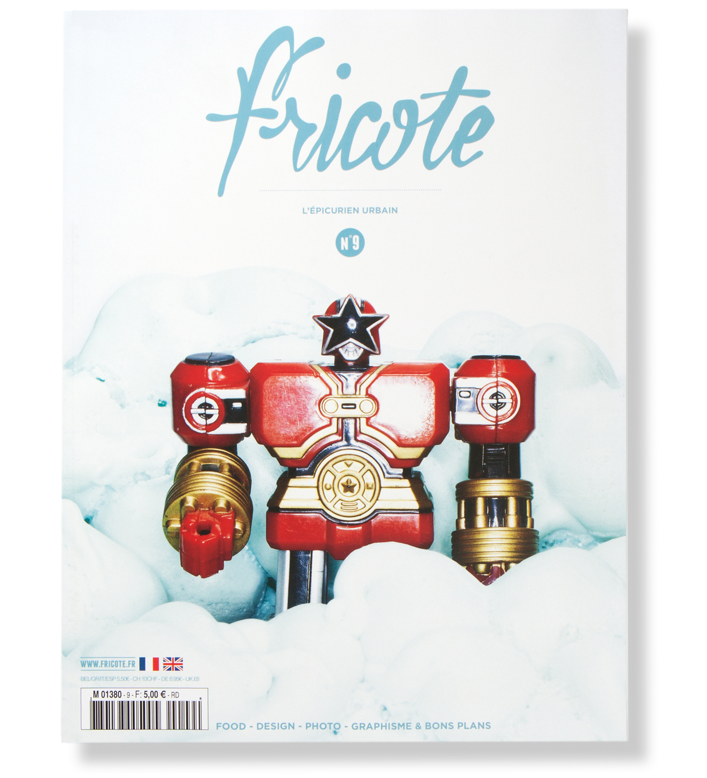 Fricote Fricote Issue #9