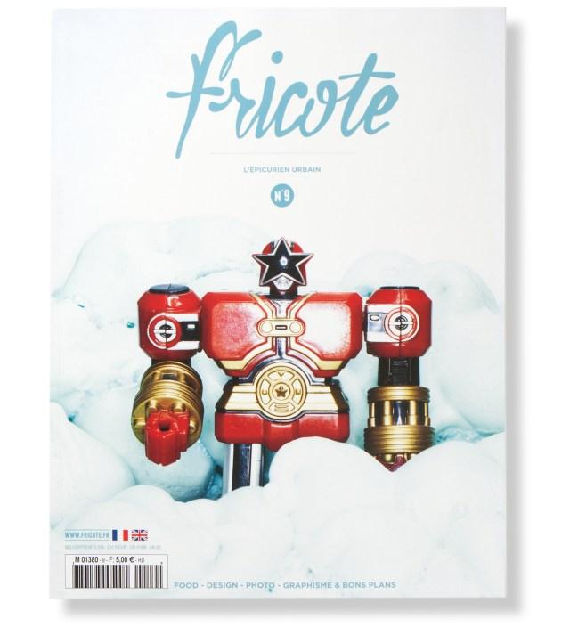 Fricote Fricote Issue #9
