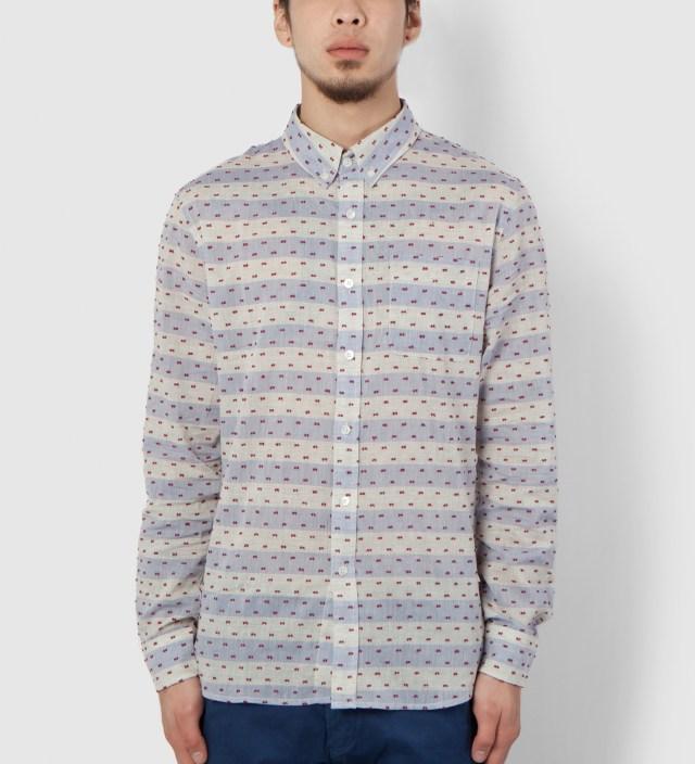 BWGH Blue/Beige Moloco Shirt