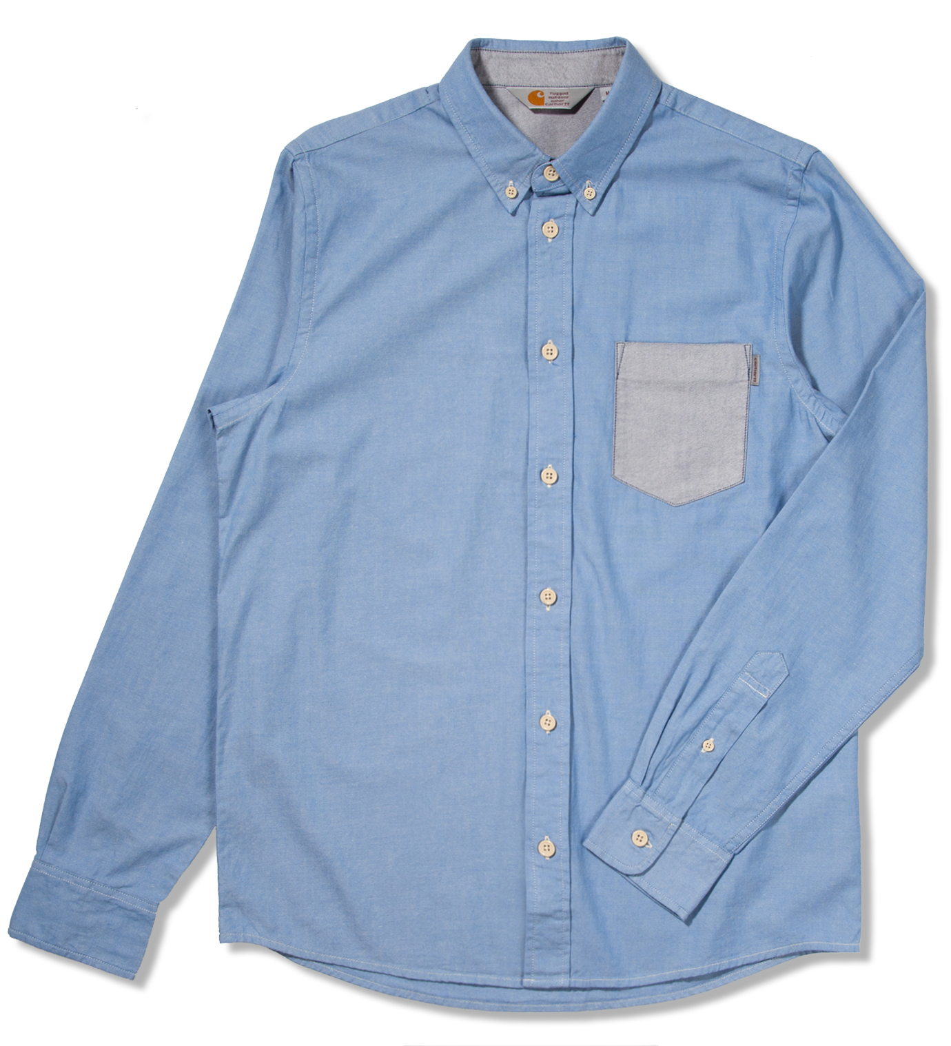 Carhartt WORK IN PROGRESS Key West/Blue Stone Washed Alfred Shirt