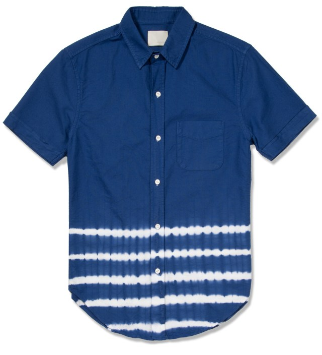 Band of Outsiders Marlin Placement Stripe Shirt