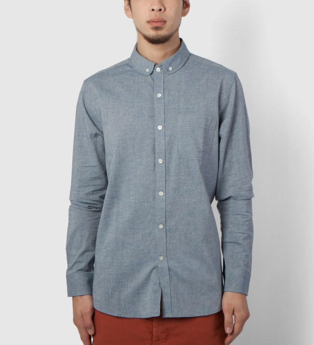 BWGH Blue Eloyo Shirt