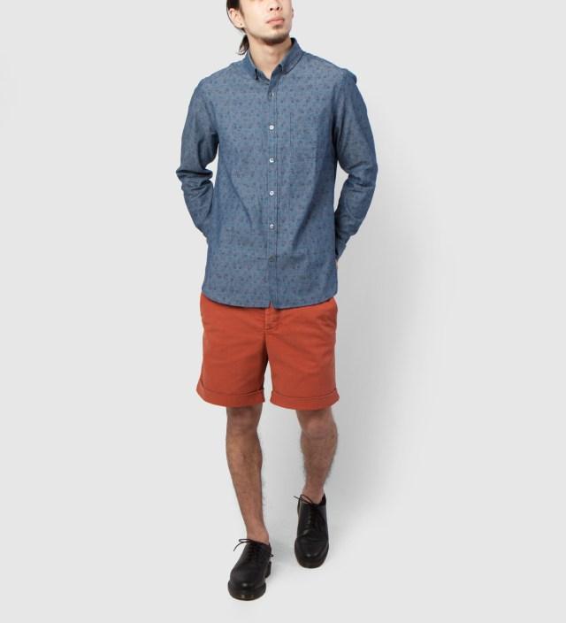 BWGH Blue Sakura Shirt