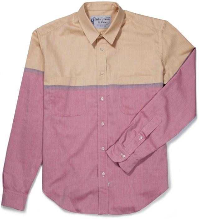 Sidian, Ersatz & Vanes Yellow/Red Shirt