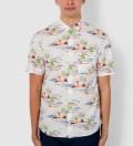 Hentsch Man Sunset Steve Shirt