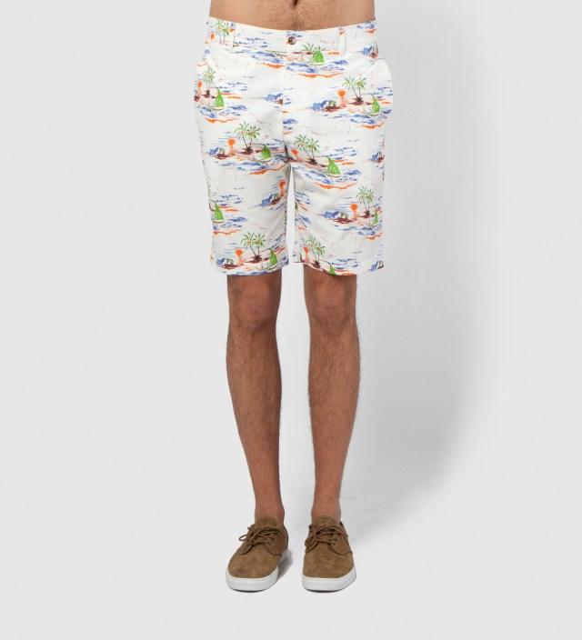 Hentsch Man Sunset Bermuda Shorts