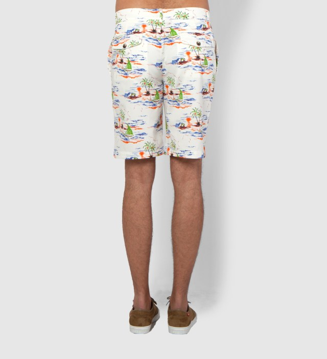Hentsch Man Sunset Bermuda Shorts