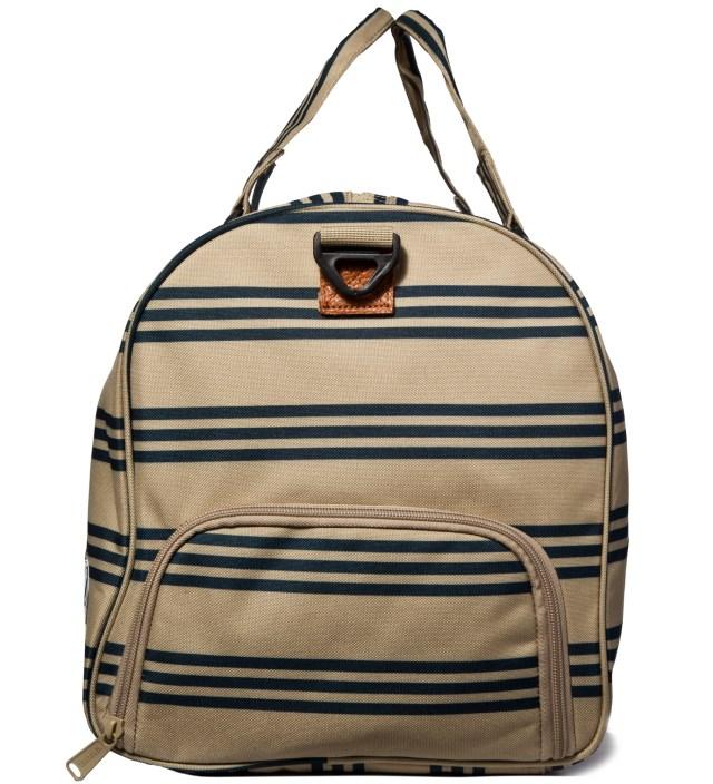 Herschel Supply Co. Navy/Khaki Stripe Novel Bag