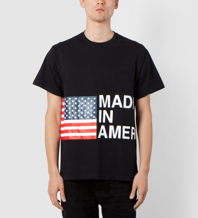 Mark McNairy Black Made in America T-Shirt