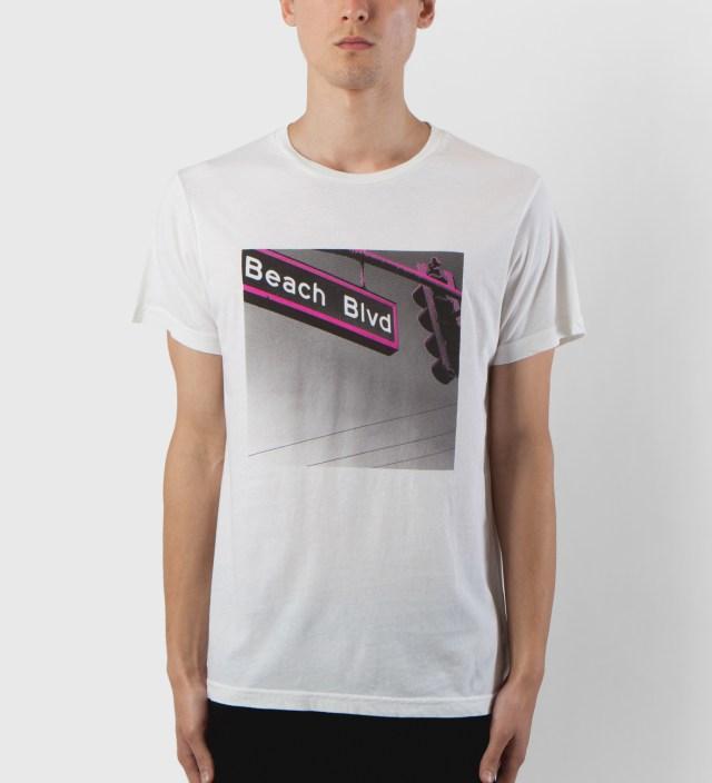 Warriors of Radness Off White Beach Blvd T-Shirt