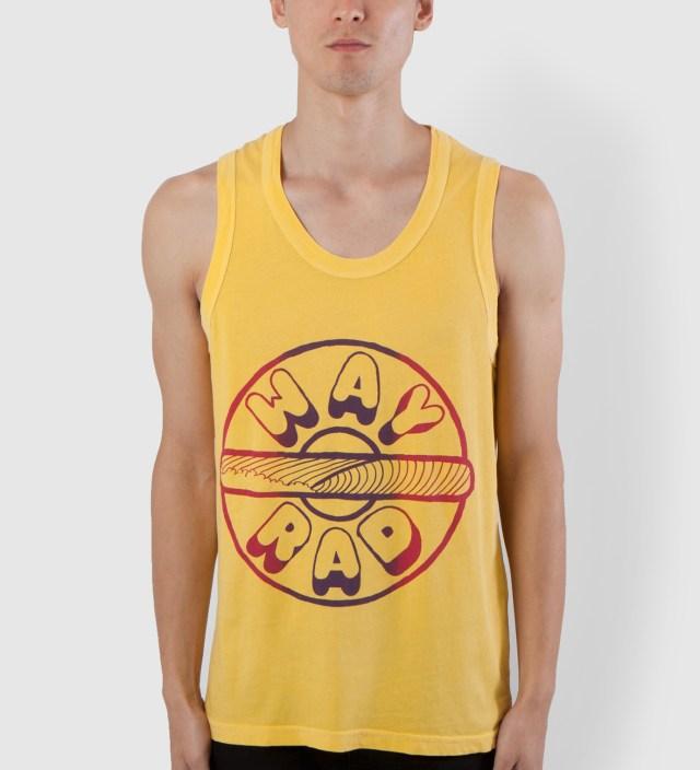 Warriors of Radness Rad Yellow Way Rad Tank