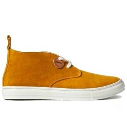 buddy Mustard Corgi Mid Shoes Picture