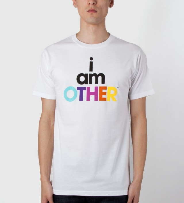 i am OTHER White i am OTHER T-Shirt