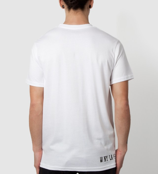 STAMPD White Small Logo T-Shirt