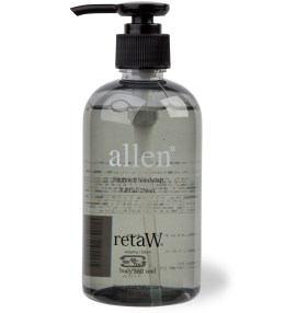 retaW Allen Fragrance Hand Soap Picture