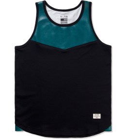 Mister Turquoise Hide Tank Top Picture