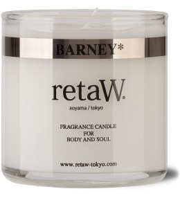 retaW Barney Fragrance Candle Picture