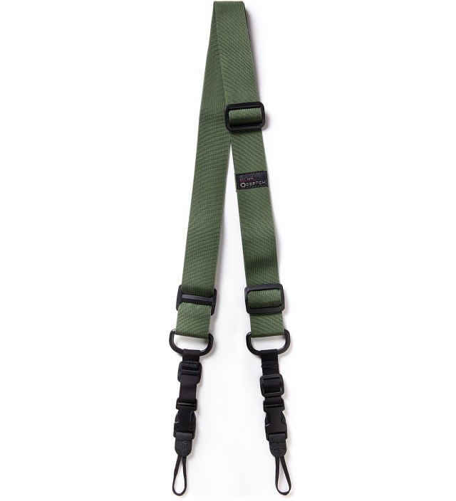 DSPTCH Olive Heavy Camera Sling Strap