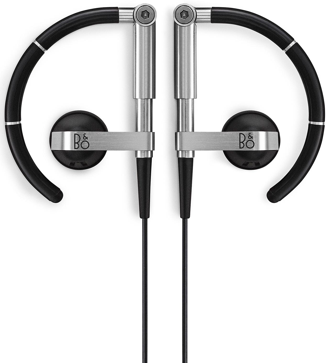B&O PLAY by BANG & OLUFSEN Black EarSet 3i Headphones