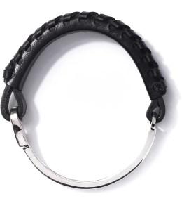 Miansai Black Blithe Silver Bracelet Picture