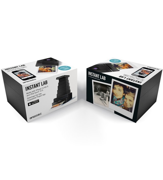 IMPOSSIBLE Impossible Instant Lab Camera