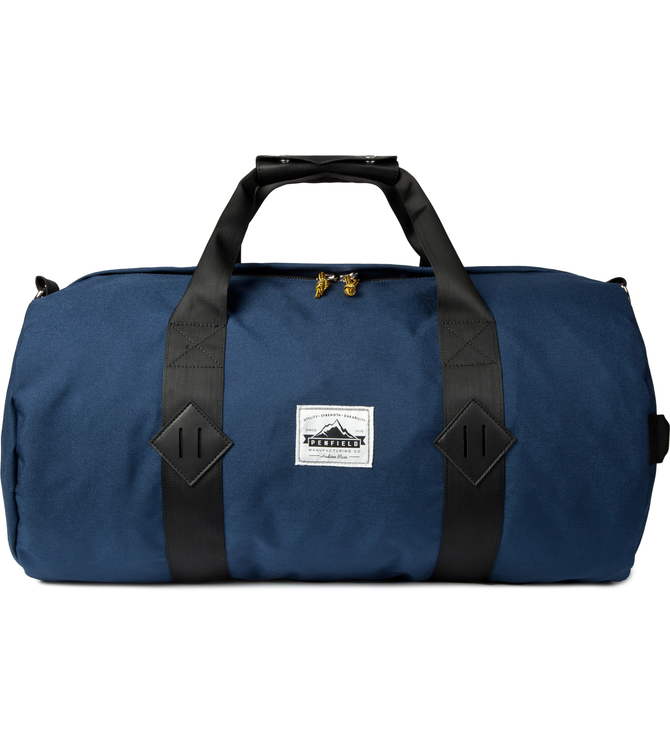 PENFIELD Navy Irondale Roll Bag