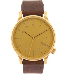 KOMONO Gold Winston Watch Picture