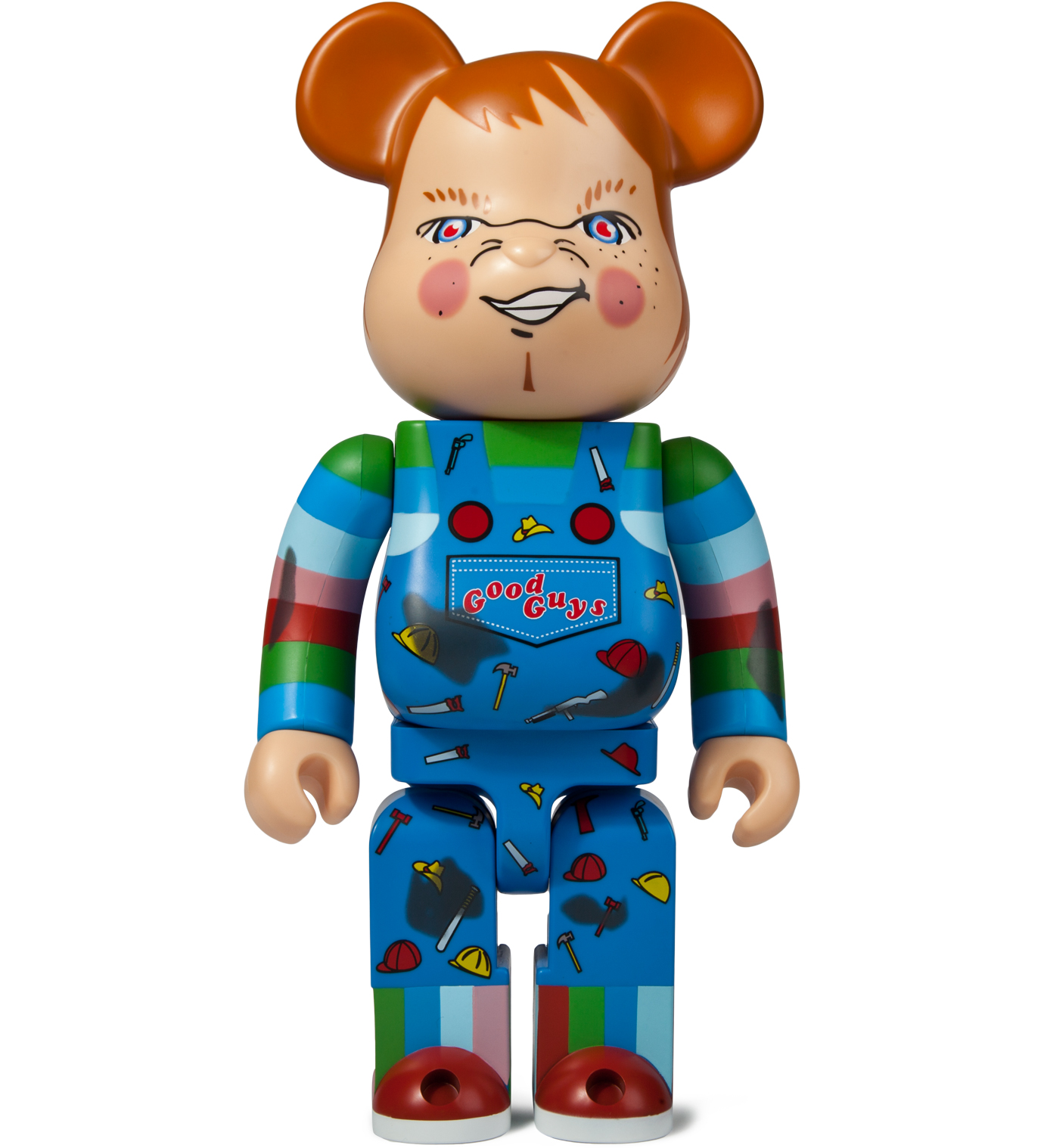 Toys R Us Chucky : Medicom toy chucky be rbrick hbx