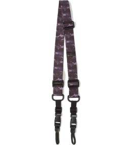 DSPTCH Black Camo Heavy Camera Sling Strap Picture