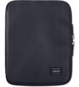 Head Porter Black Merge iPad Case Picture