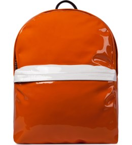 Tourne de Transmission Orange/White Ironore Rucksack Backpack Picture