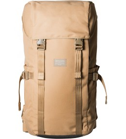 Crafted Goods Tan Kamino Backpack Picture