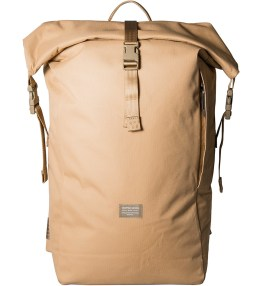 Crafted Goods Tan Todero Duffle Bag Picture