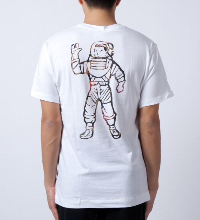 Billionaire boys club white floral galaxy s s t shirt hbx for Galaxy white t shirts wholesale