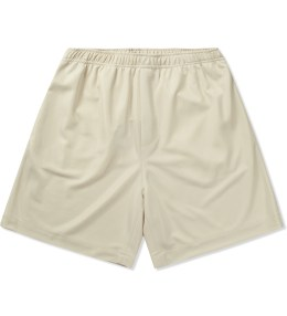 Munsoo Kwon Ivory Soccer Coolever Shorts  Picture