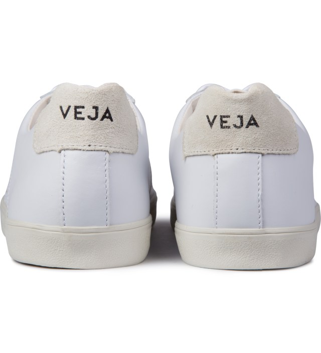VEJA Extra White Esplar Leather Shoes