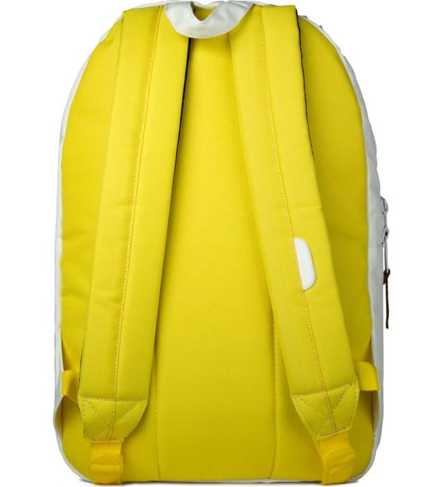 Herschel Supply Co White Regatta Blue Cardinal Yellow