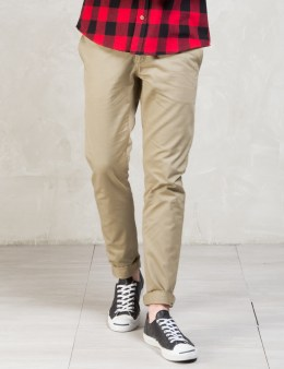 Feltraiger Khaki Native Chino Pants Picture