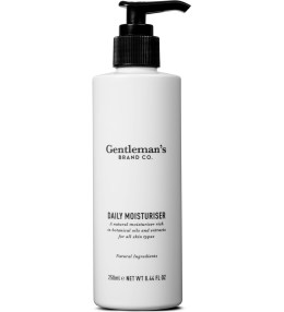 Gentleman's Brand Co. Daily Moisturiser 250ml Picture
