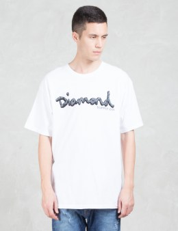 Diamond Supply Co. Coal OG Script S/S T-Shirt Picture
