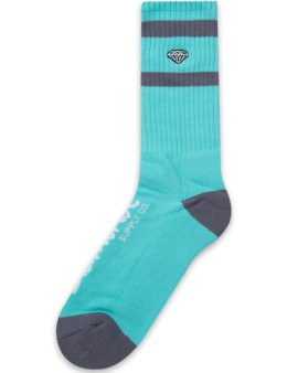 Diamond Supply Co. DMND High Stripe Socks Picture
