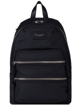 MARC JACOBS 2 Zip Backpack Picture