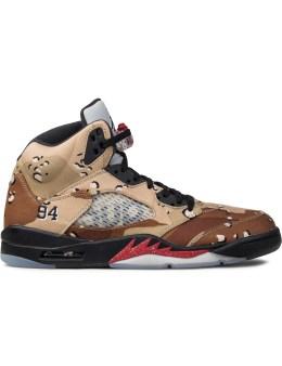 Jordan Brand Air Jordan 5 x Supreme Camo Picture