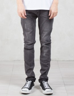Cheap Monday Washed Wipped Tight Jeans Picture