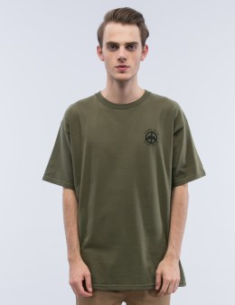 Benny Gold Think Peace Pocket S/S T-Shirt Picture