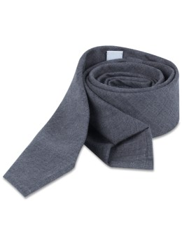 THOM BROWNE 120's Wool Classic Necktie Picutre