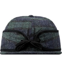 HUF Navy Honcho Hat Picture