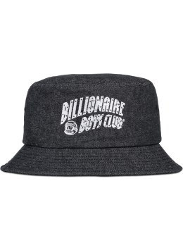 Billionaire Boys Club New Curve Logo Bucket Hat Picture